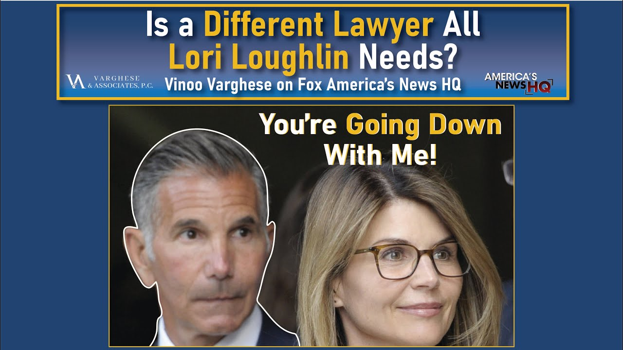 Lori Loughlin College Admissions Scandal