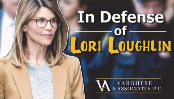 Lori Loughlin Defense