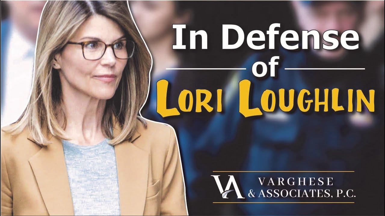 Lori Loughlin Defense