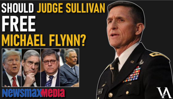 Will Judge Sullivan Free Michael Flynn?
