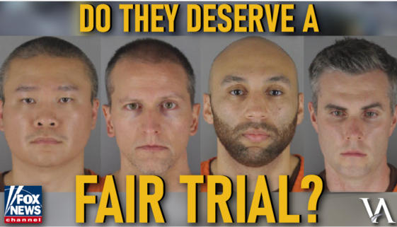 Derek Chauvin Fair Trial