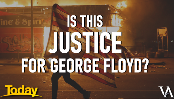 George Floyd Riots
