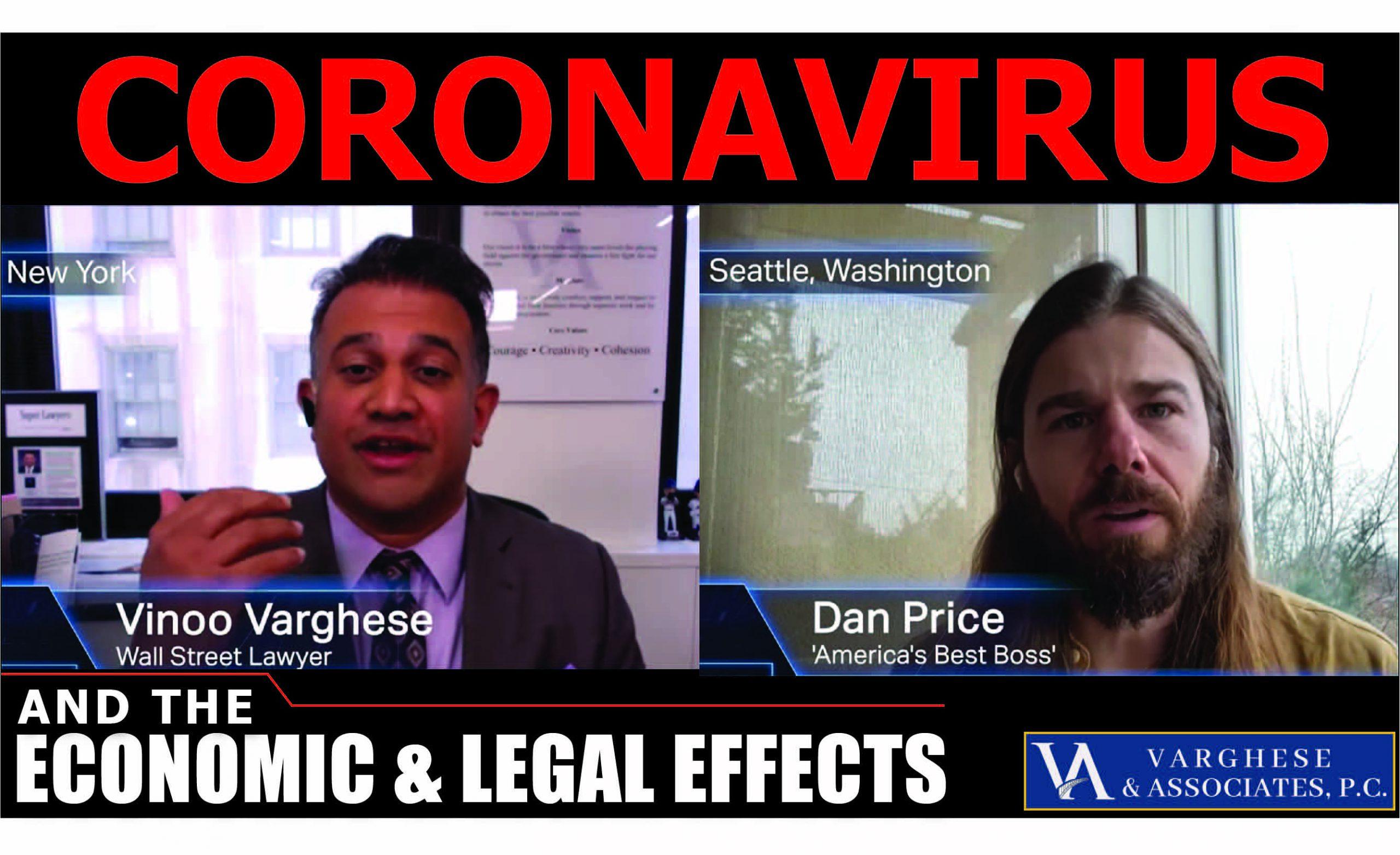 Vinoo Varghese on TRT Corona Virus