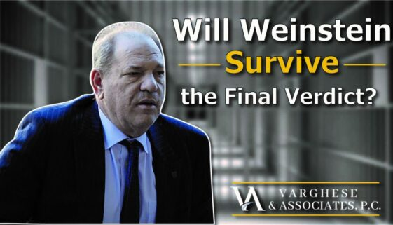 Will Weinstein Survive Prison?