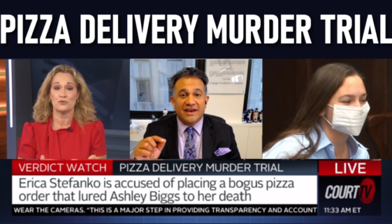 Pizza Delivery Murder Trial