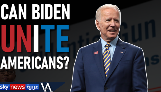 Will Biden Unite Americans?
