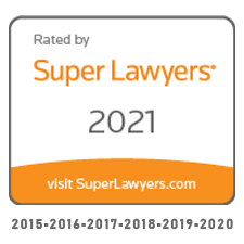 Super Lawyers Rated for Seven Years