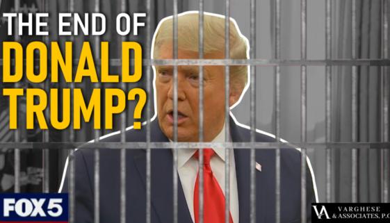 Donald Trump Tax Crimes Investigation Fox 5 Interview