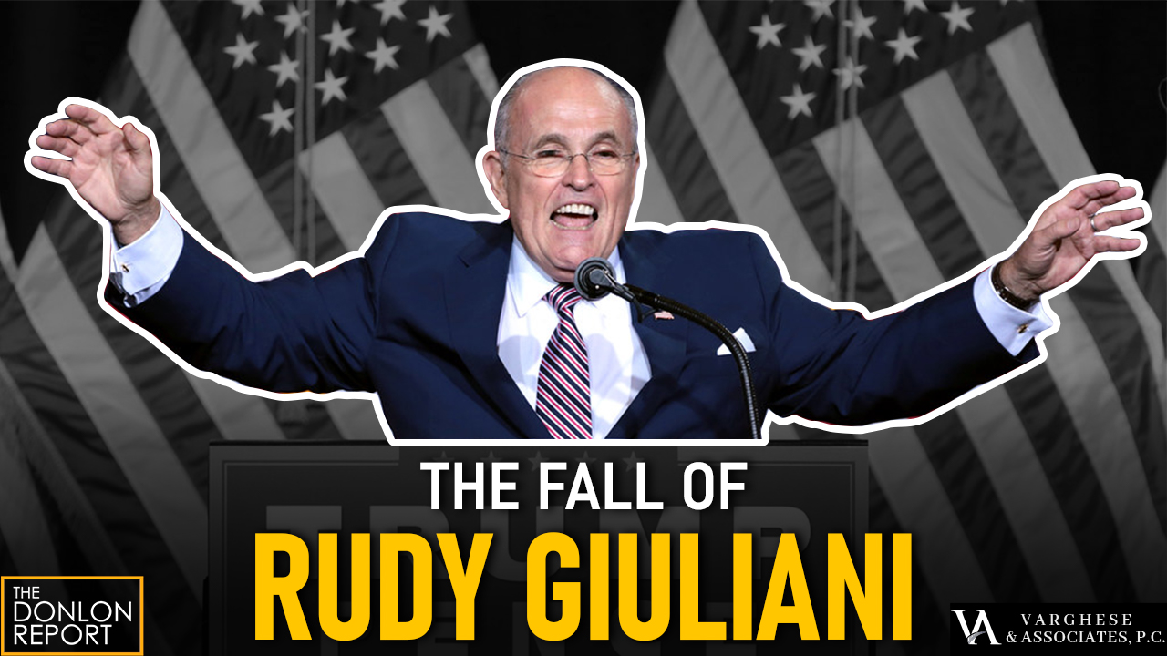The Donlon Report Giuliani