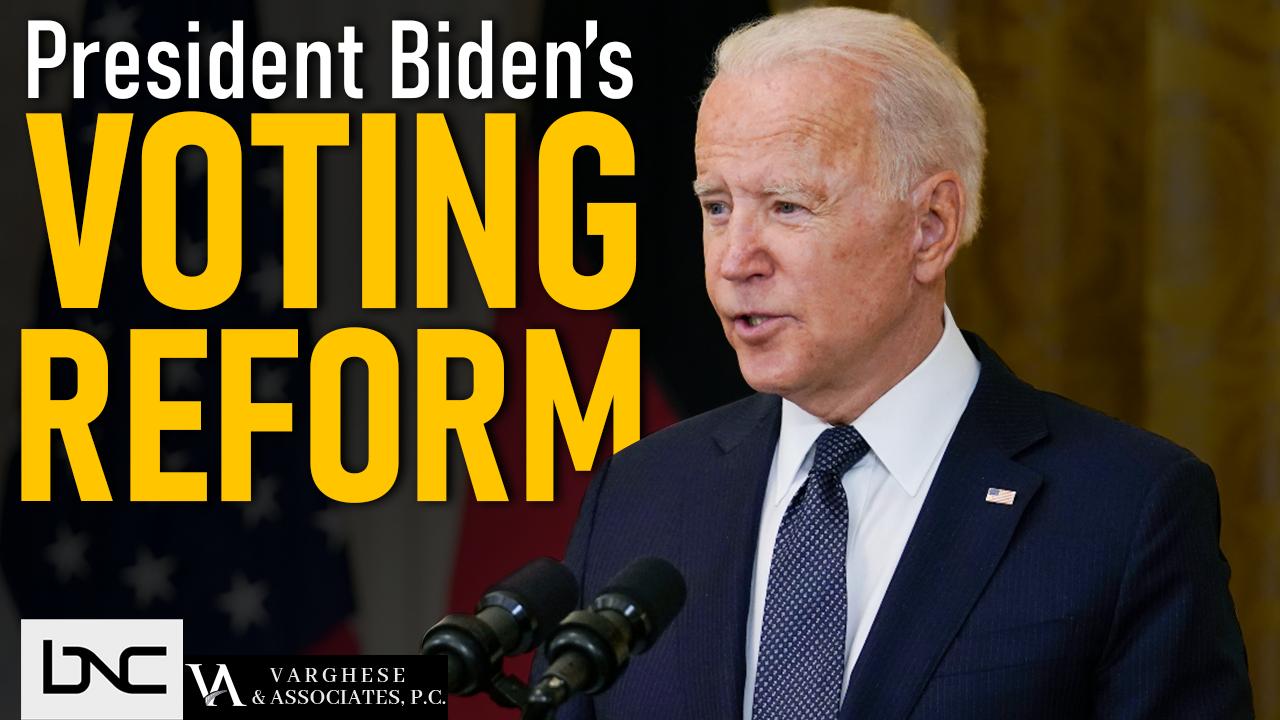 Biden Voting Rights Speech