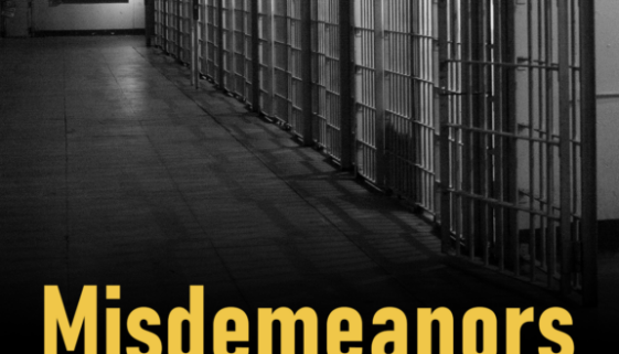 Misdemeanors are a Big Deal