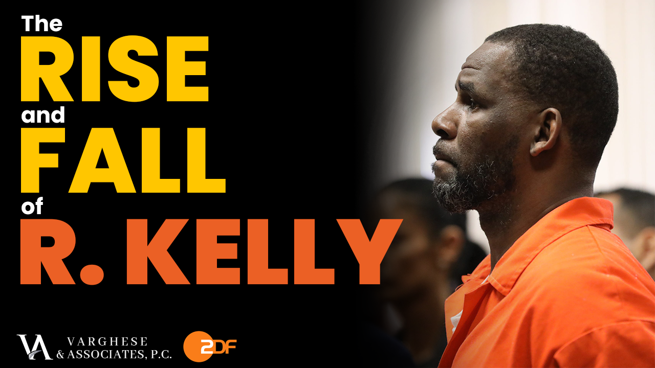 R. Kelly Sex Crimes and Racketeer Trial