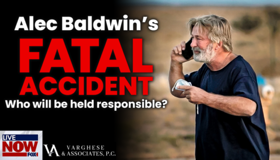 Alec Baldwin Fatal Accident - Who Will be Held Responsible?